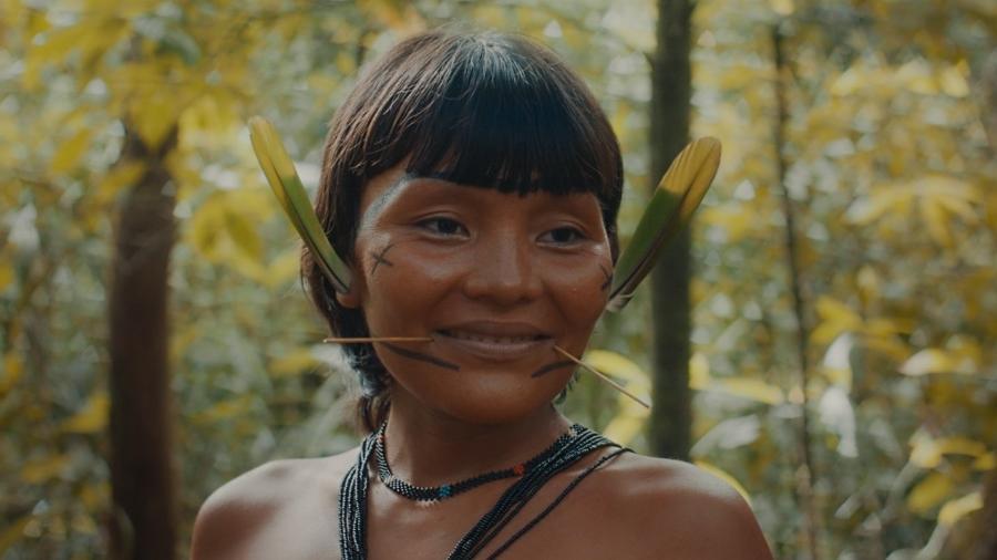 """Cena de """"A Última Floresta"""", filme brasileiro exibido no Festival de Berlim 2021 - Reprodução"""