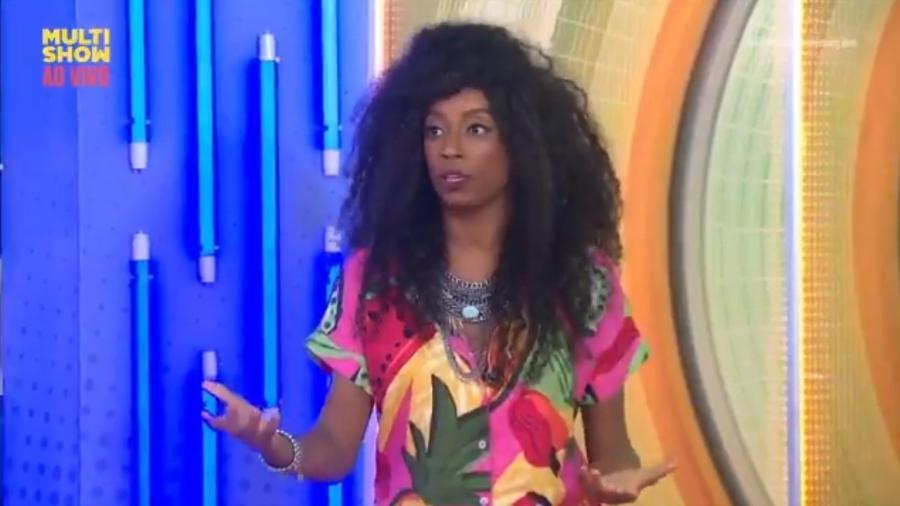 BBB 21: Lumena fala sobre relação com Carla Diaz e Lucas Penteado - Reprodução/ Globoplay
