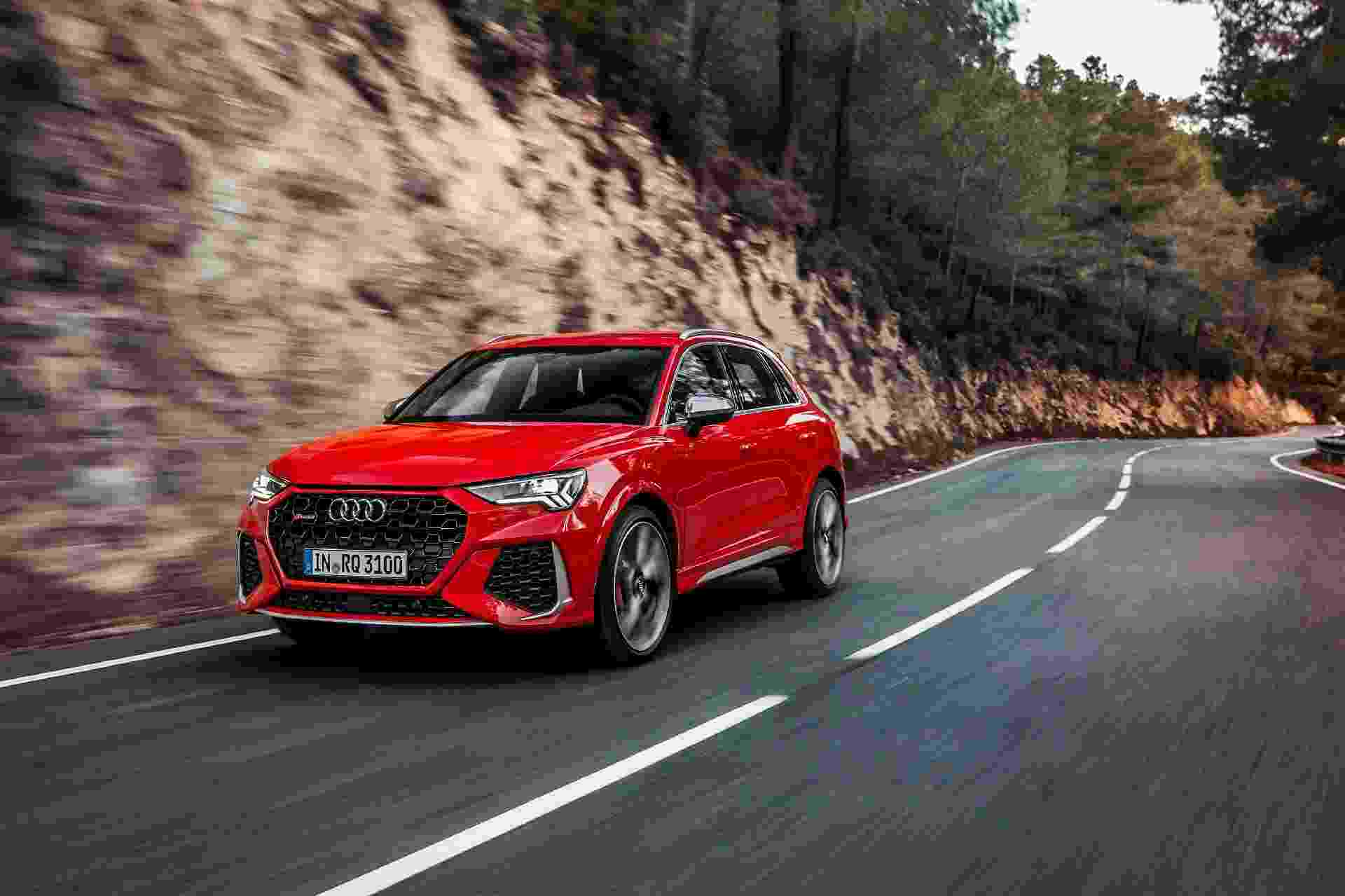 Audi RS Q3 - Divulgação