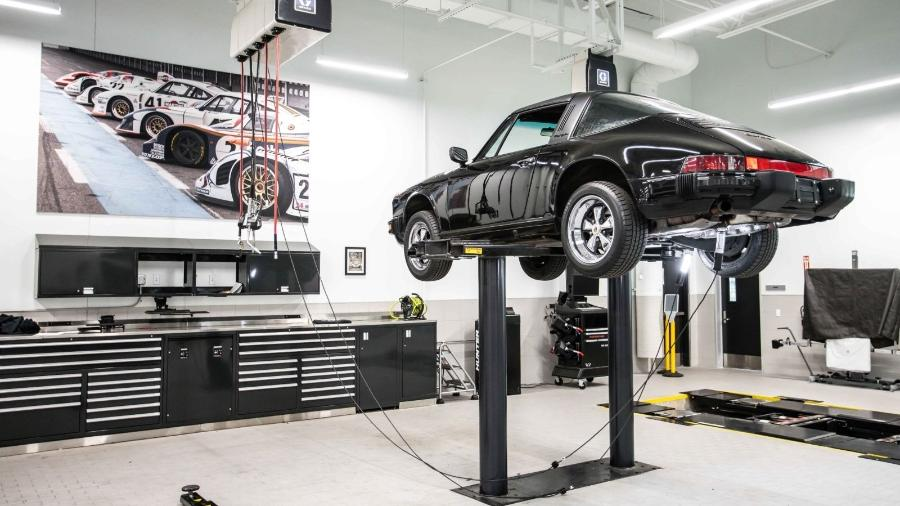 Porsche cria concurso para restaurações nos EUA - Divulgação