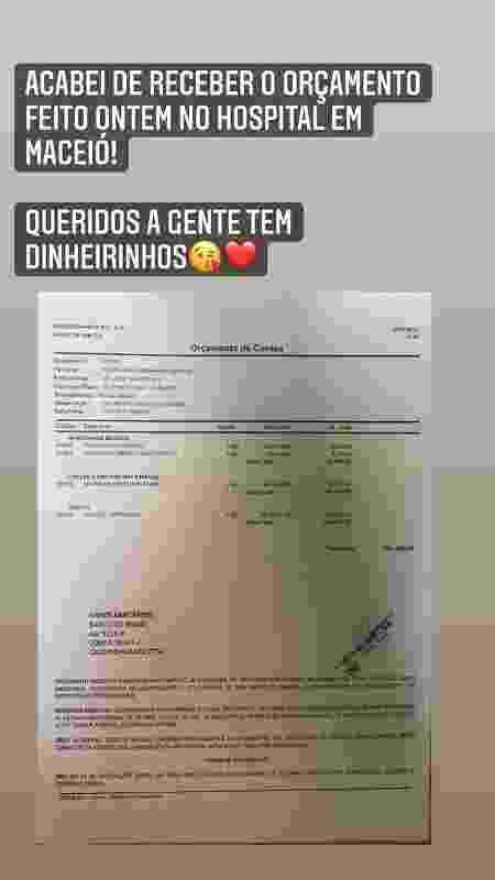Carlinhas Maia desmente cirurgia da sogra por permuta e ironiza situação - Instagram - Instagram