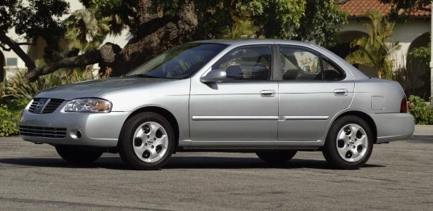 Nissan Sentra 2008 - Divulgação