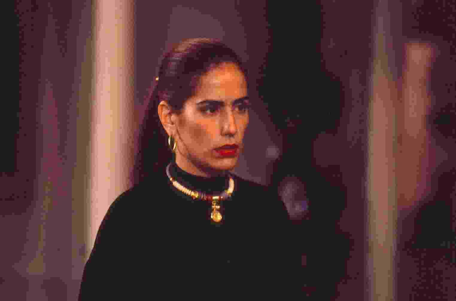 """Gloria Pires interpreta Raquel, a """"gêmea má"""", em """"Mulheres de Areia"""" (1993) - Divulgação/Viva"""