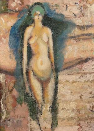"""A obra """"Nu Sur Nu"""", de Marcel Duchamp, leiloada por 1,243 milhão de euros - Reprodução"""