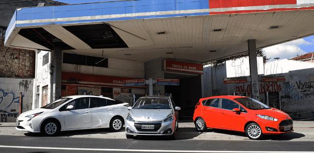 Híbrido, 3-cilindros maiorzinho e 1.0 turbo são tecnologias inovadoras no Brasil - Murilo Góes/UOL
