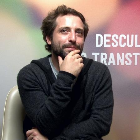 Gregório Duvivier participa do bate-papo UOL - TV UOL