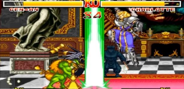 """""""Samurai Shodown"""" é um dos games esquecidos da SNK que mereciam uma revitalização - Reprodução"""
