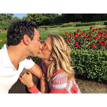 Ticiane Pinheiro faz declaração romântica para Cesar Tralli - Reprodução/Instagram/Ticipinheiro