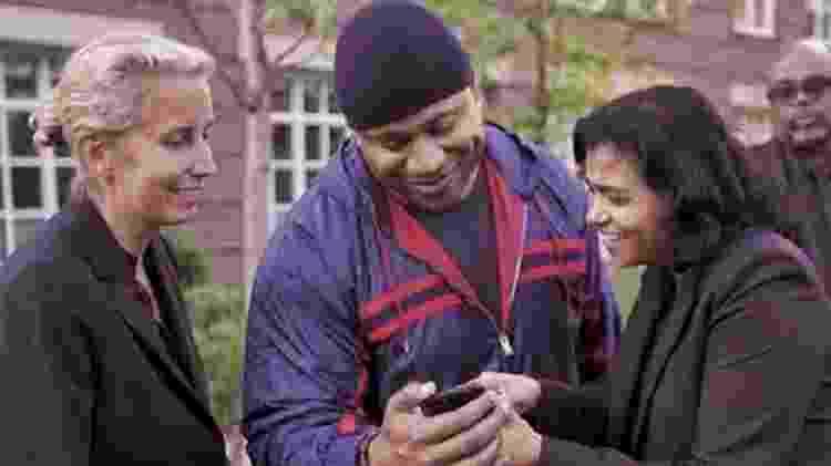 O rapper LL Cool J se transformou em aluno do curso em Harvard  - BBC - BBC