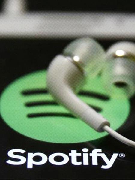 Spotify - Reprodução