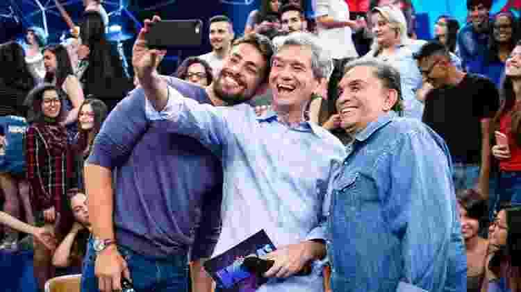 Ramón Vasconcelos / TV Globo