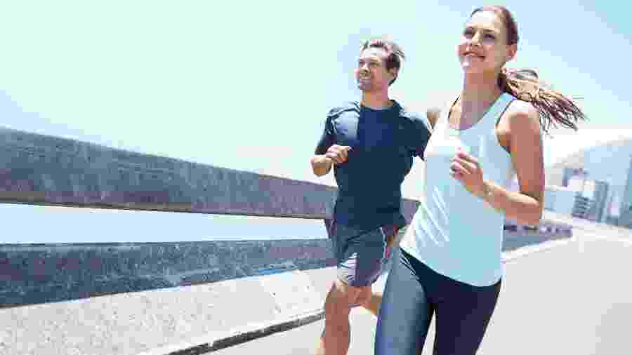 Exercícios estimulam o coração a produzir novas células musculares e se manter mais jovem, de acordo com pesquisa - iStock