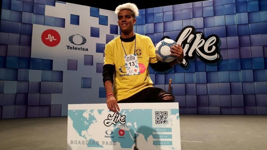"""Carioca de 20 anos vence concurso e será protagonista da série """"Like"""", da Televisa - Paulo Pacheco/UOL"""