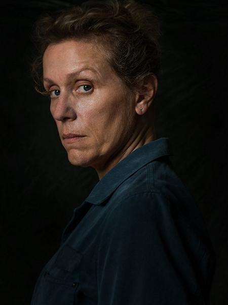 """Frances McDormand, em """"Três Anúncios para um Crime"""" - Divulgação"""