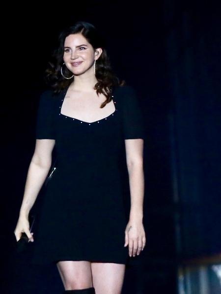 Lana Del Rey divulgou primeira música de seu próximo álbum - Manuela Scarpa/Brazil News