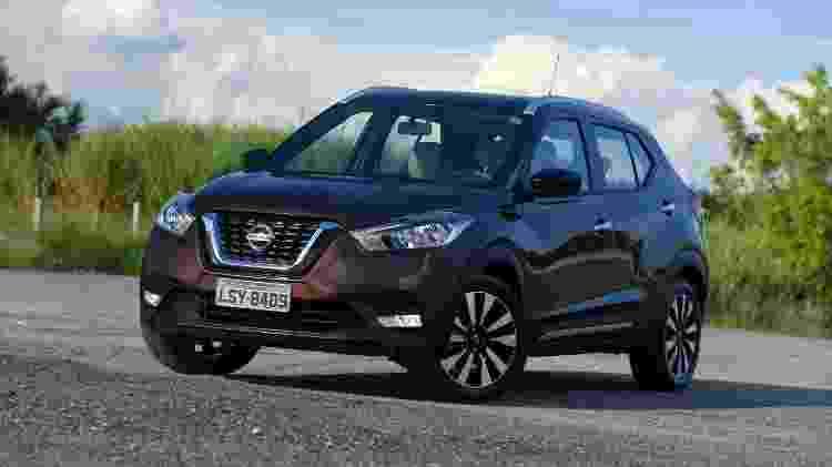 Nissan Kicks E-Power  - Murilo Góes/UOL - Murilo Góes/UOL