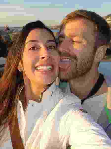 Shiella Castro e o marido, Brenno Blasioli - Reprodução/Instagram/sheillacastro