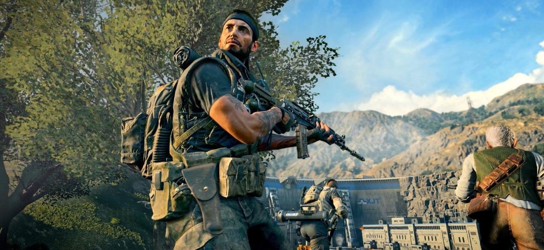 Call of Duty Black Ops 4 - Modo Blackout - Reprodução