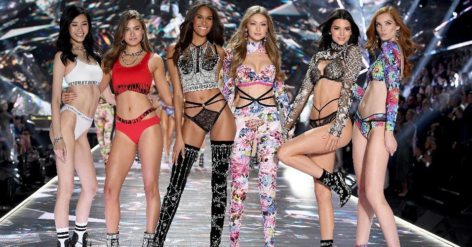Victoria's Secret Fashion Show 2018