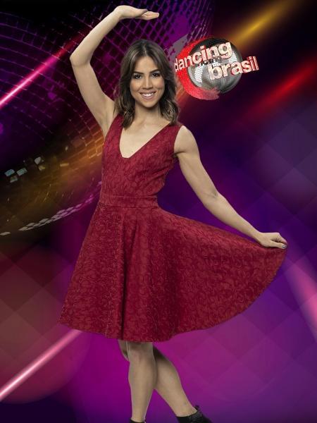 "Pérola Faria venceu ""Dancing Brasil 4"" - Blad Meneghel/TV Record"