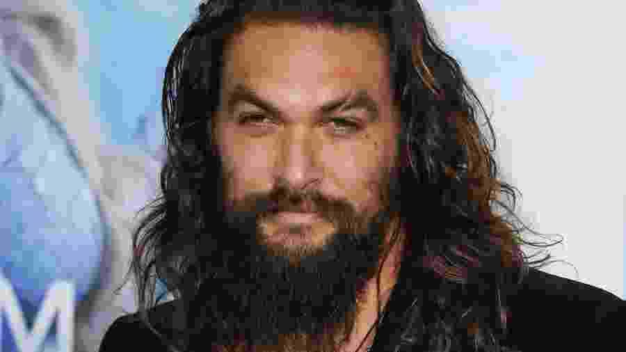 """Jason Momoa aparece como o Aquaman em """"Liga da Justiça"""" - Mario Enzone/Reuters"""
