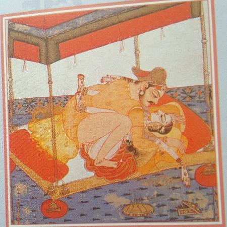 Ananga Ranga é opção para variar as posições na hora do sexo - Kama Sutra, Anne Hooper, editora Vitória Régia