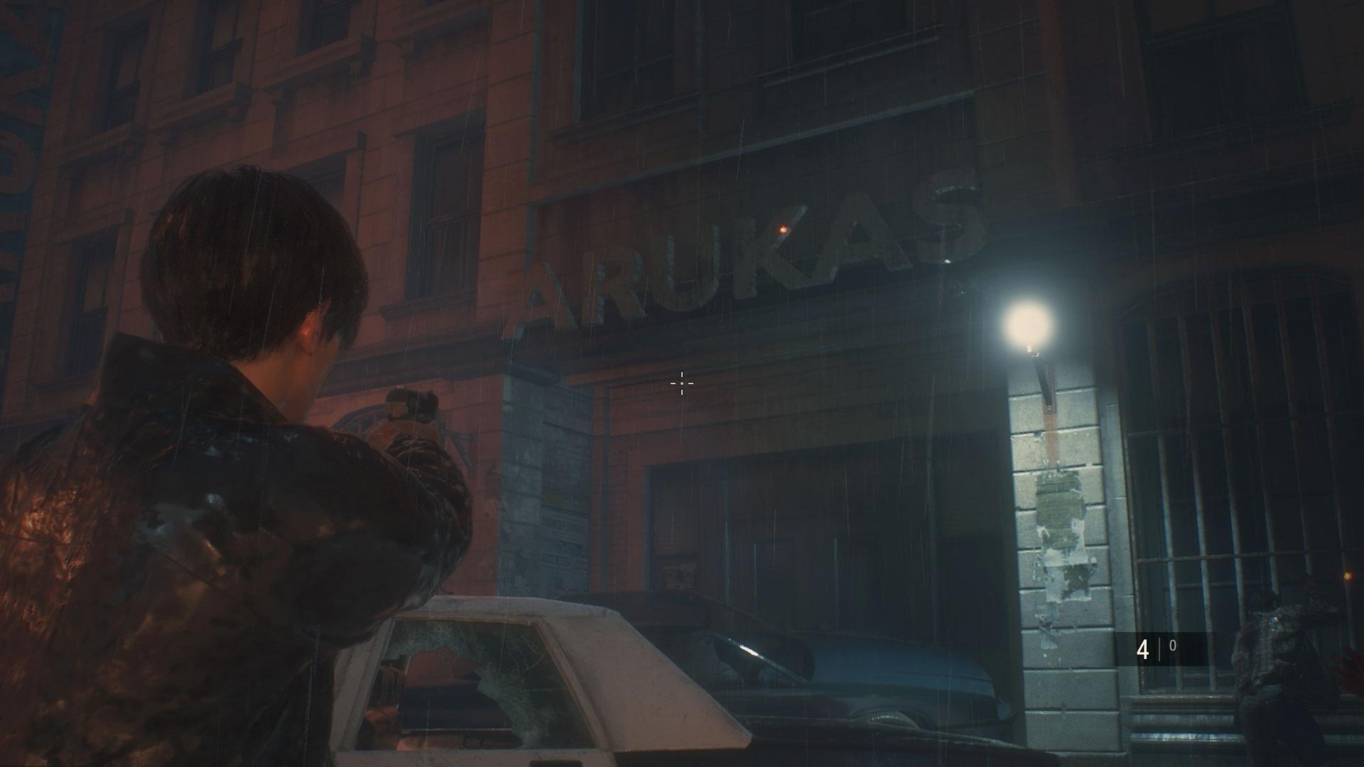 """- reproducaogamehall 1549460727345 v2 1920x1 - 10 'easter eggs' de """"Resident Evil 2"""" que você talvez não tenha percebido"""