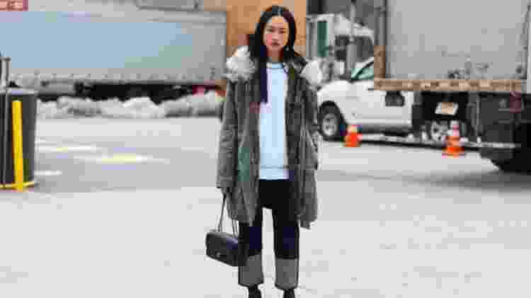 Jing Wen é atualmente uma dos modelos mais procurados do país - Getty Images - Getty Images