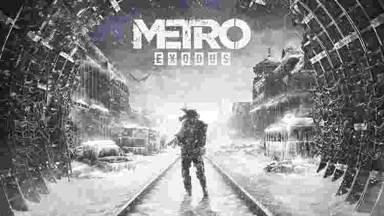 Metro Exodus - Reprodução - Reprodução