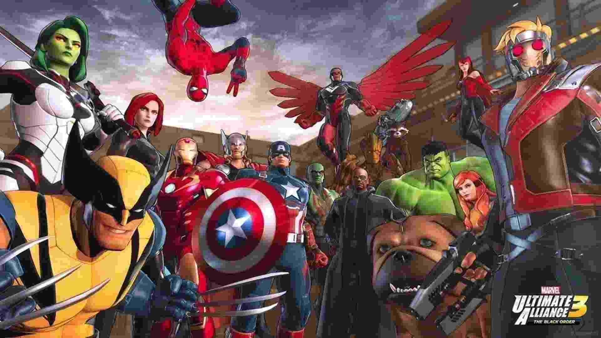 Marvel Ultimate Alliance 3: The Black Order - Divulgação