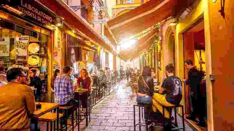 A comida de rua está cada vez mais presente nas cidades italianas - Getty Images