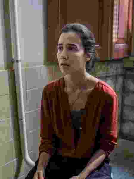 """Marjorie Estiano em """"Sob Pressão"""" - Globo/Raquel Cunha"""