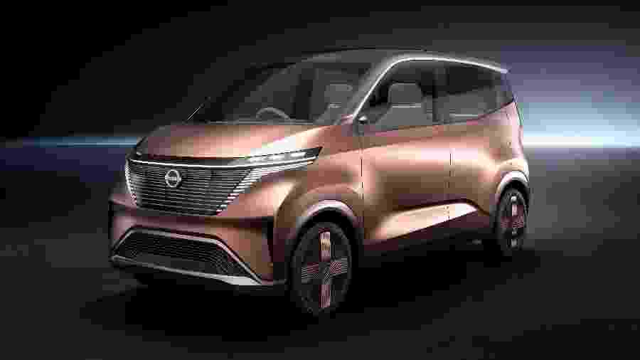 Nissan IMk - Divulgação