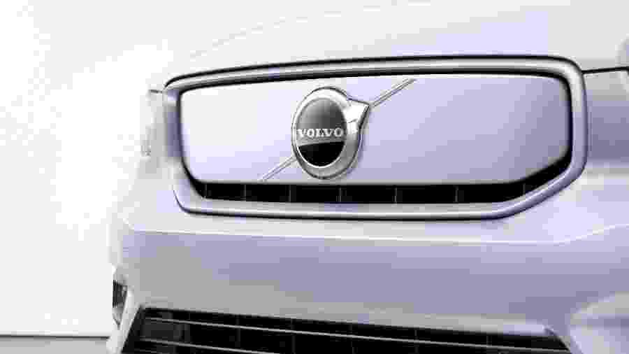 Volvo XC40 elétrico - Divulgação