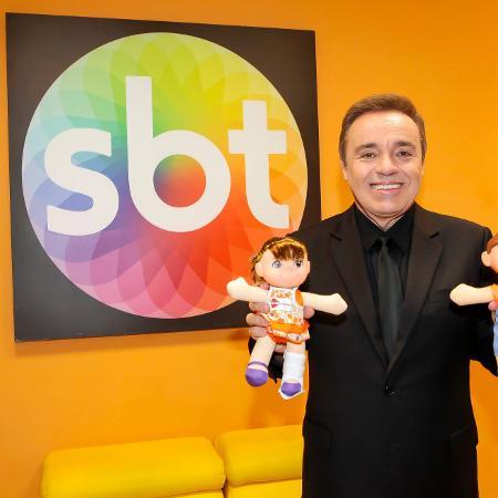 Gugu trocou o SBT pela Record em 2010 - Lourival Ribeiro/SBT