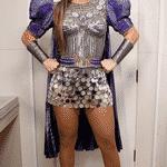 Ivete Sangalo usa fantasia inspirada no game Clash Royale - Reprodução/Instagram
