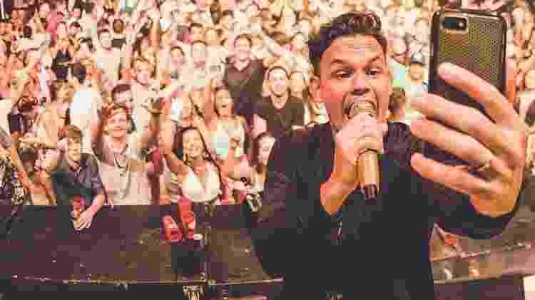 O DJ João Brasil - Reprodução/Facebook - Reprodução/Facebook