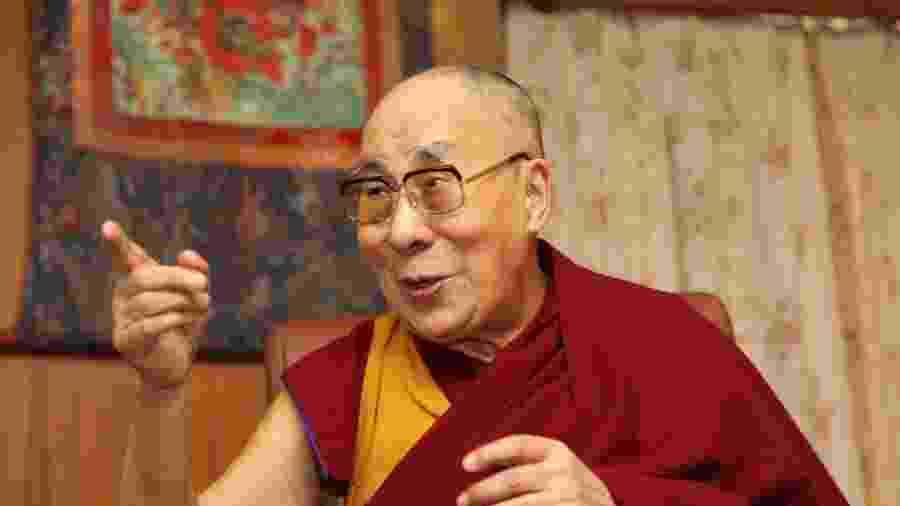 O líder espiritual Dalai Lama tem 84 anos - Getty Images