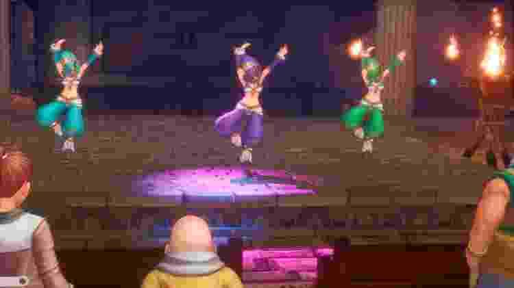 Trials Dança - Reprodução - Reprodução
