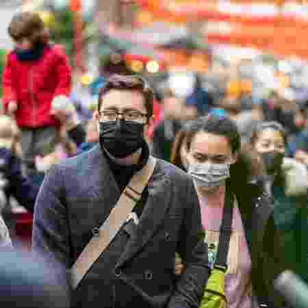 As máscaras são eficazes na proteção - iStock