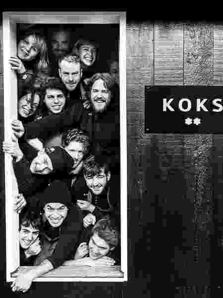 koks - tonon restaurantes - Reprodução Instagram - Reprodução Instagram