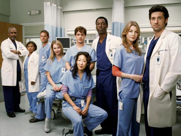Já na 16ª temporada, Grey's Anatomy estreou nos EUA em 27 de março de 2005