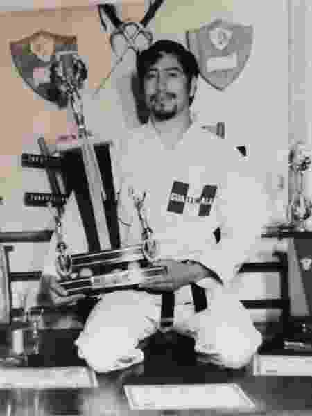 Guido Amílcar Orozco Durãn - Arquivo pessoal - Arquivo pessoal