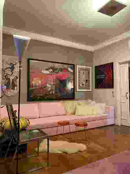 Decoração colorida é um dos destaques - Patricia Marmo - Patricia Marmo