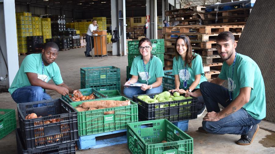 Sesc lança campanha Mesa Brasil Urgente para engajar empresas contra a fome - Divulgação