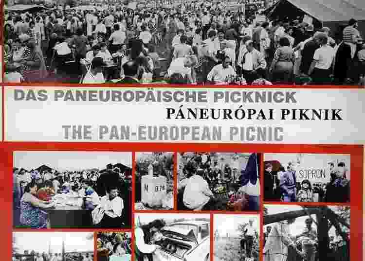 Imagens do Piquenique Pan-Europeu - Getty Images - Getty Images