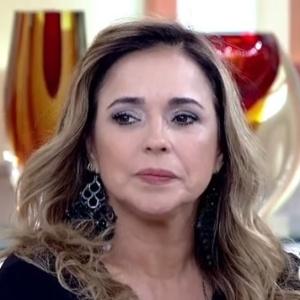 """Daniela Mercury no """"Encontro com Fatima Bernardes"""" - Reprodução/TV Globo"""