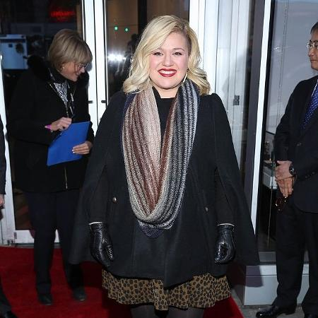 Kelly Clarkson - Getty Images