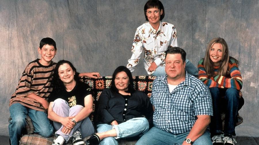 """Imagem da versão original da série """"Roseanne"""" - Reprodução"""