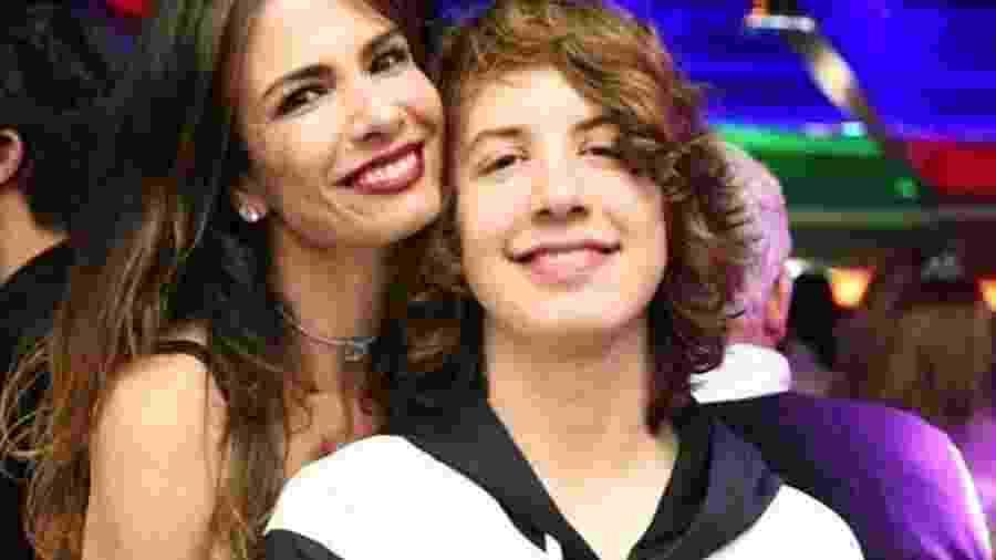 Mick Jagger está no Brasil para comemoração do aniversário do filho Lucas